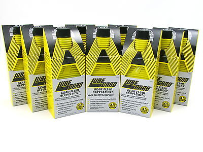 LUBEGARD Lube Gard Standard Fluid Additive Supplement Protect 12 Pack (Fluid Supplement)