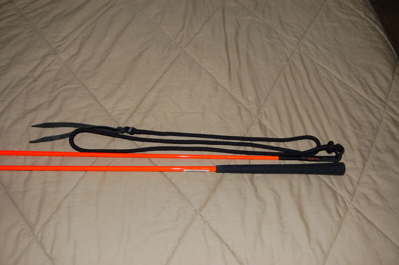 HORSE TRAINING CARROT HANDY STICK/SAVVY STRING FOR ANDERSON OR PARELLI METHOD