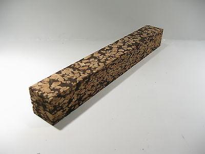 "1 Premium Smoked Burl Block Cork Block 12/"" X 1 1//2/"" X1 1//2/"""