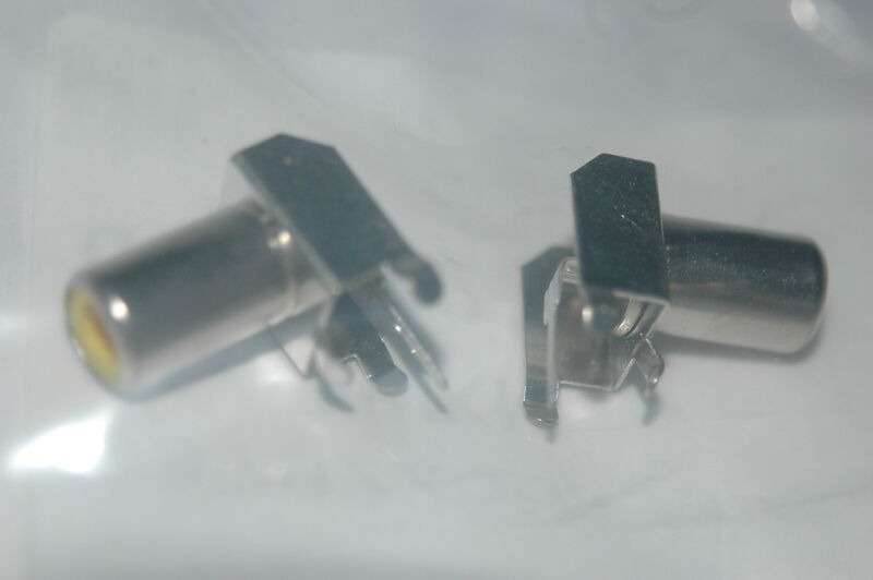 CONNECTOR 33792256 JACK rca long pin new parts lot Quantity-20