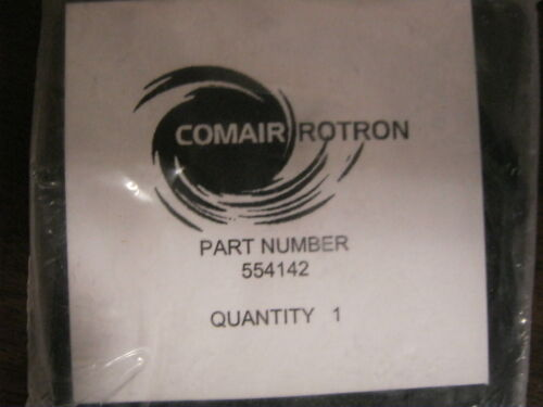 554142 QTY 10 COMAIR ROTRON THERMAL ACCESS FILTER GUARD ASSEMBLY 80 MM