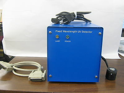 Ecom Fixed Wavelength Uv Detector