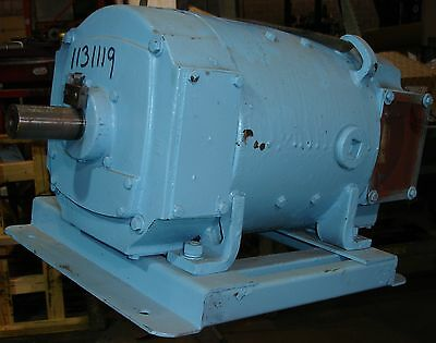 Ge 5 Hp Dc Eelctric Motor 1150-2300 Rpm M119