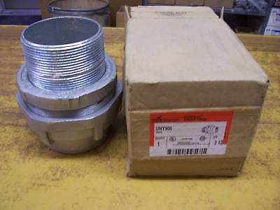 Crouse Hinds Uny905 Explosion Proof 3 12 Union Uny-905