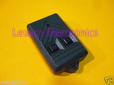 Omega K9 ATV H5LAL789D Remote Alarm Transmitter Fob 2 Button