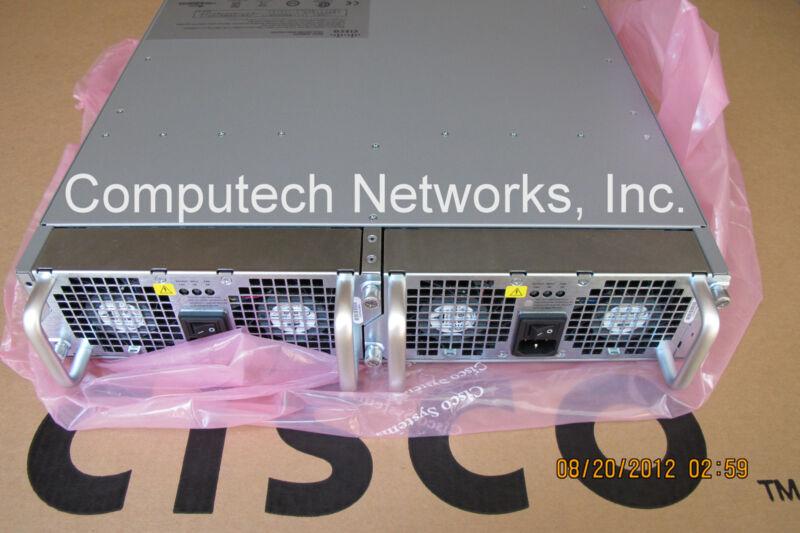 New Cisco ASR1000 ASR1002-5G-HA/K9 ESP-5G 4 GE SIP10 4GB DRAM 2 ASR1002-PWR-AC