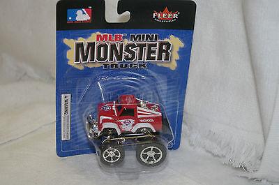 2003 PHILADELPHIA PHILLIES Mini Monster Truck Metal Die Cast