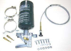 Ether Start Kit Starting Fluid Injection System Ether Fluid Injection Kit
