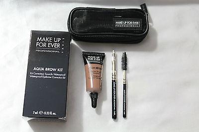 Brow Corrector (MAKE UP FOR EVER Aqua Brow Kit -Waterproof Eyebrow Corrector-YOU CHOOSE- BNIB )