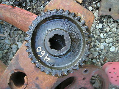Farmall 400 450 Tractor Ih Ihc Steering Sector Whole Steering Gear