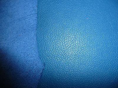 """Кожа, шкуры Leather 20""""x20"""" Royal Blue"""