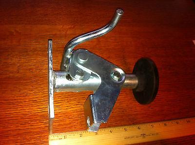 Floor Lock Caster Wheel Brake Stop