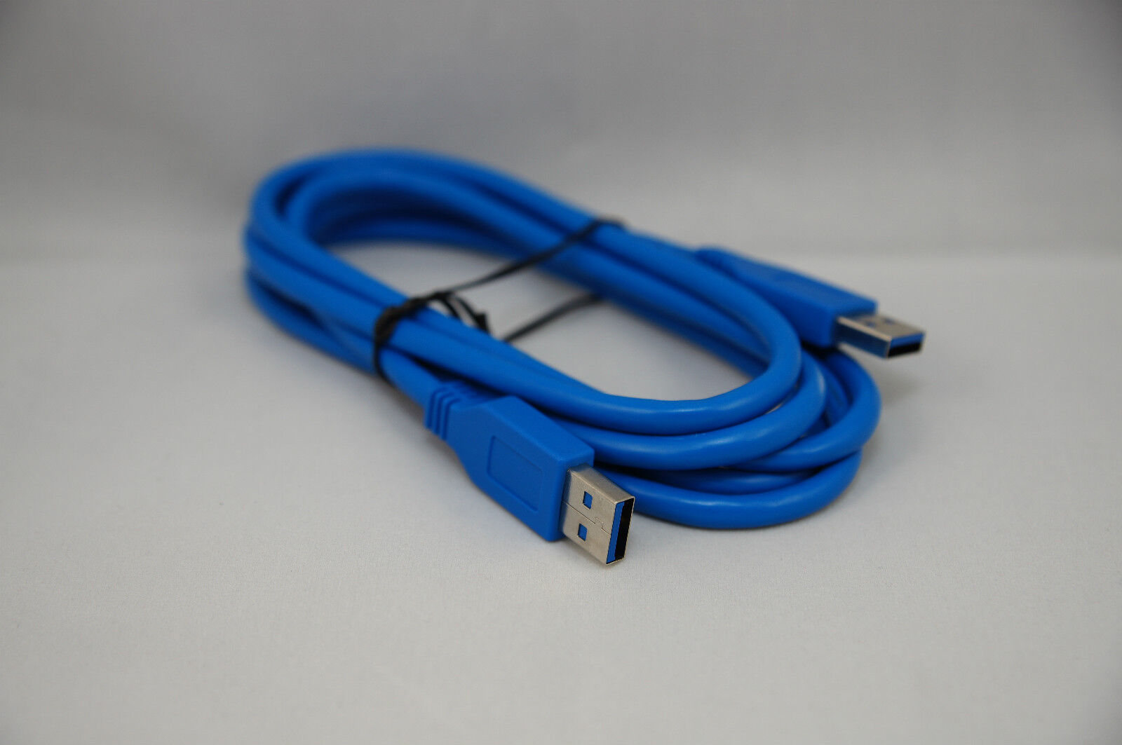 SuperSpeed USB 3.0 A Male to A Male (Blue) 6 Foot Blue High quality