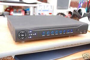 CCTV  CNM, Sentient, Kguard,  - Network H264  DVR Repair Quote service