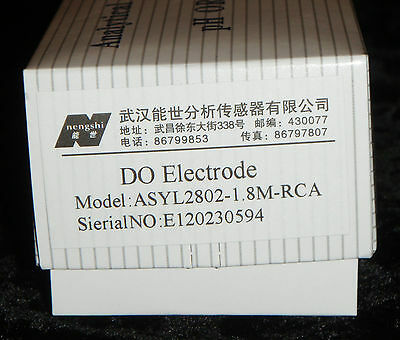 Do Dissolved Oxygen Electrode 1.8m Rca- New By Nengshi