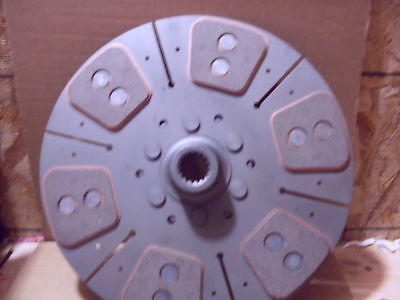 John Deere 3010 3020 Tractor Clutch Heavy Duty Disc New Design Smooth Engaging