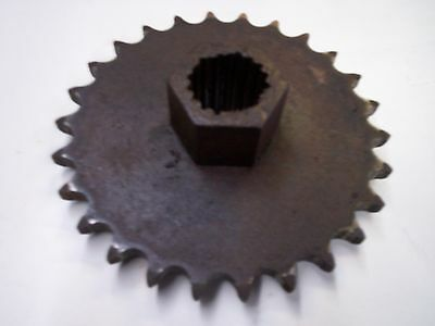 John Deere Gator 6 X 4  Drive Sprocket Splined Used