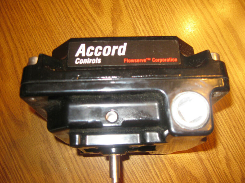 FLOWSERVE ULTRASWITCH ACCORD CONTROLS  ANXCL12M1-18-00200 (NEW)