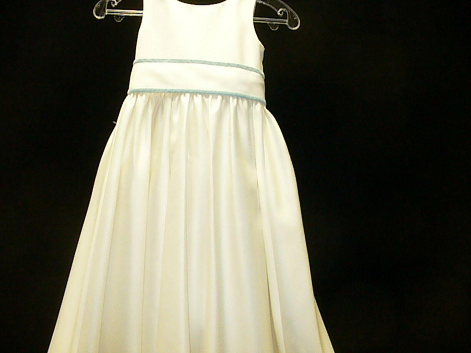 Flower Girl Dress - Light Ivory