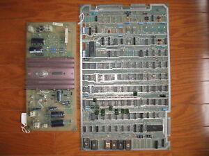 Atari Missile Command arcade game board repair service