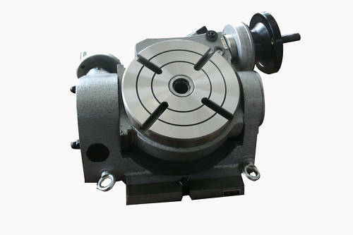 "6"" Precision Tilting Rotary Table"