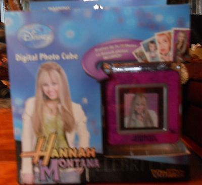 Digital Photo Cube (Hannah Montana Digital Photo Cube - Pink)