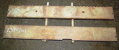 2355701 Clark Forklift Upright Mast Carriage Weld Class 2 Ii Used 49x16