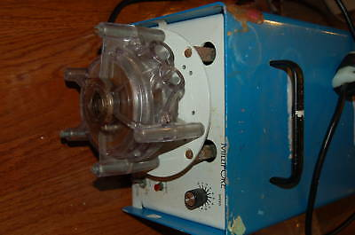 Cole Parmer Masterflex Peristaltic Pump Preparative