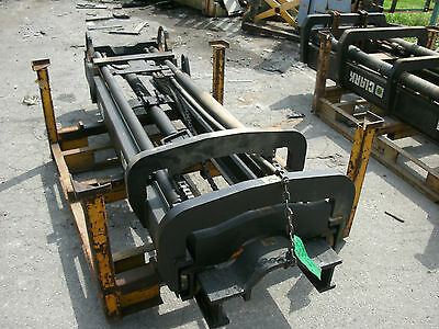 Cl-5740m2302 Forklift Mast Upright Lift New Missing Carriage And Center Cylinder