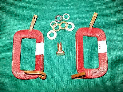 Ih Farmall Cub Delco Starter 6 Volt Field Coil Set Switch Contact International