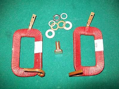 Ih Farmall Cub Delco Starter 6 Volt Field Coil Set Switch Contact International