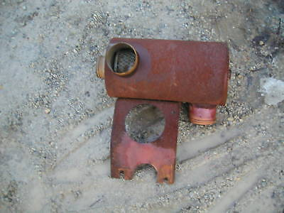 Farmall 656 Rowcrop Tractor Precleaner Assembly Line