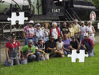Personalized Photo Puzzle (CUSTOM JIGSAW PUZZLE, 8.5