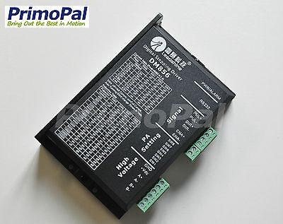 Leadshine Dm856 24 Phase Digital Stepper Motor Driver 20-80vdc 0.5-5.6a