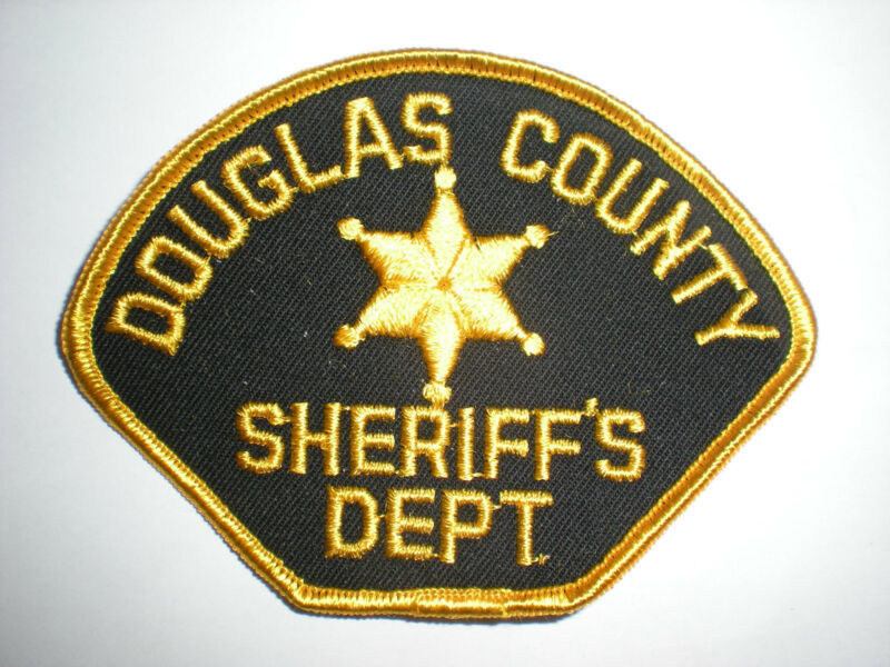 DOUGLAS COUNTY, SOUTH DAKOTA SHERIFF