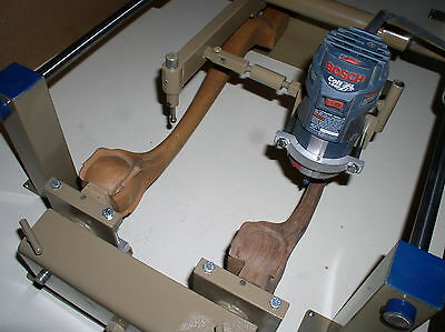-wood Carving Duplicator- Rifle Stocks Chair Legs Anything