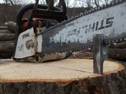 chainsaw vise-stihl chainsaw-husqvarna chainsaw-sharpening vise-stump vise-file