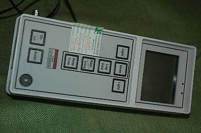 Fluke Victoreen Model 190 Radiation Survey Meter W 120v Power Supply Ludlum