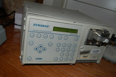 Varian Sd-200 Lc Pump Hplc Preparative Dynamax Chromatography Liquid Sd200