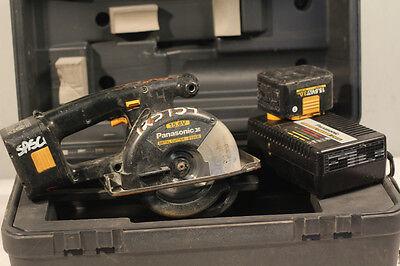 Panasonic 15.6 Volt Cordless Metal Cutting Saw Model Ey3530
