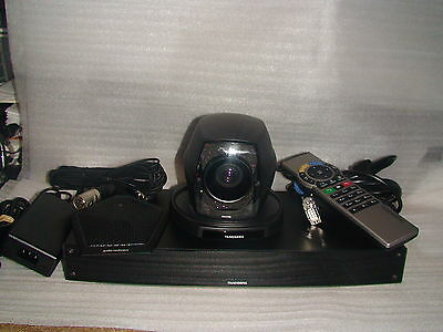 Tandberg Codec 3000mxp Ttc7-09 Video Conference Ntsc Multisite Presenter