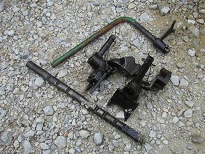 1929 Unstyled John Deere Gp Standard Tractor Jd Transmission Shifting Forks Le