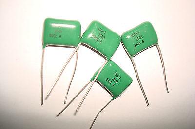 1.5uF 160V PETP Capacitors K73-17 Lot of 20 NOS.