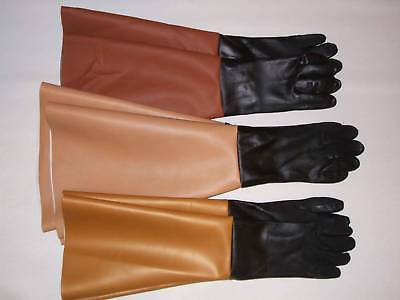 5x24 Sandblaster Sandblasting Sand Blast Blaster Gloves