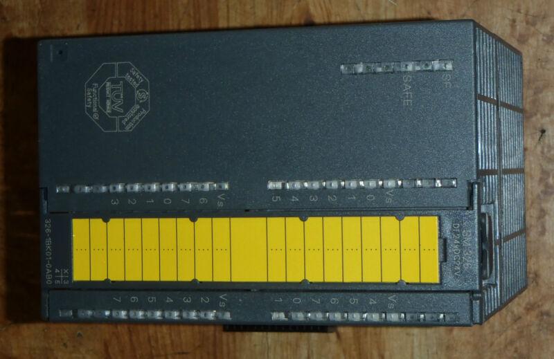 Siemens Sm 326 Simatic S7 6es7 326-1bk01-0ab0 _ 6es73261bk010ab0
