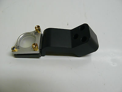 Newport 34 Laser Aligment Optic Mirror With Center Mirror Mount 45 Degree