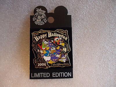 Ltd  ed WDW Ltd Edition Happy Halloween 2004 w/ Donald and Nephews](Happy Halloween Nephew)
