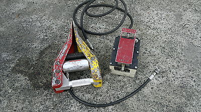 Extricator Ii The Boss Hydraulic Rescue Spreader Rs-11