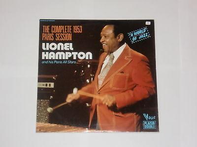 LIONEL HAMPTON -The Complete 1953 Paris Session- 2xLP