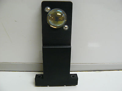 Newport 1 Rounded Laser Aligment Optic Mirror With Mount 4 34 Tall